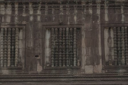 Photo for Architecture details of angkor wat, cambodia - Royalty Free Image