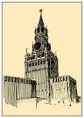 MSK Kremlin tower 02 v
