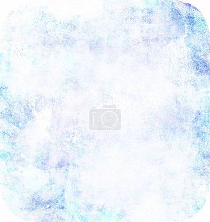 Photo pour Abstrait fond grunge avec bords ronds - image libre de droit