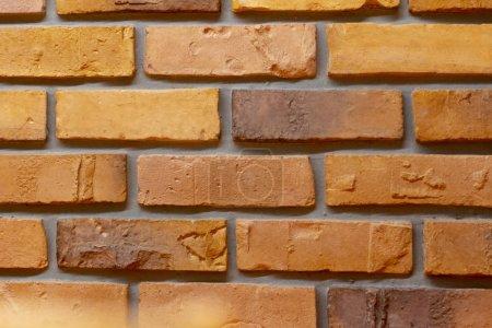 Photo pour Vieux fond de mur de pierre de brique - image libre de droit