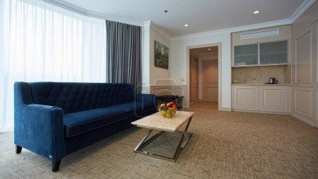 Foto de Diseño de interiores la moderna sala de estar - Imagen libre de derechos
