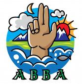 Abba Illustration art vector design