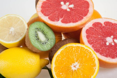 Photo for Set of citrus fruits - Royalty Free Image