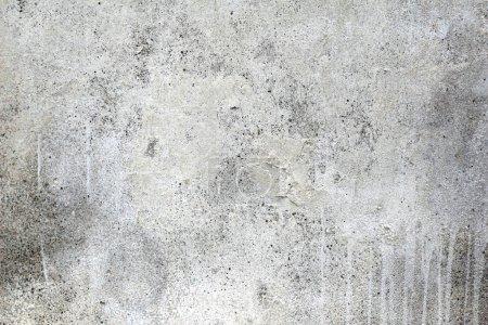 Photo pour Vieilles textures grunge milieux. Gery fond mural - image libre de droit