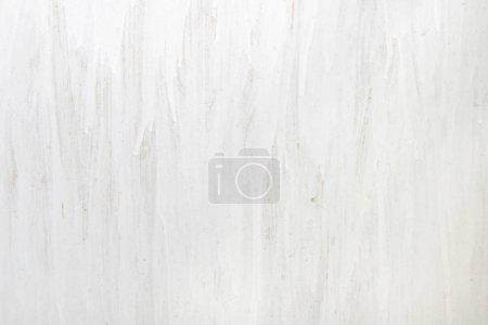 Photo pour Photo de fond de rénovation abstraite, peinture blanche sur le mur - image libre de droit