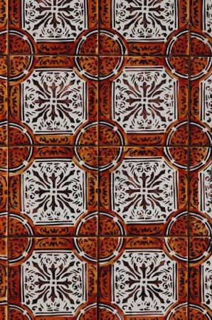 Foto de Azulejos de cerámica patrones de Azulejos de Portugal - Imagen libre de derechos