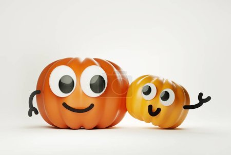 Pumpkin Faces With Googly Eyes