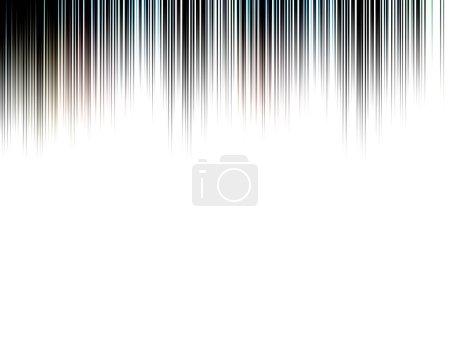 Photo pour Abstrait principalement noir et blanc ligné image floue, très bien pour des projets de conception et de fond - image libre de droit