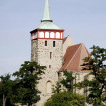 Church Saint Michael in the Old town of Bautzen in...