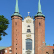 The Cathedral of Oliwa in Gdansk - Poland....