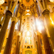 Barcelona, Spain, September 20, 2019. The Sagrada ...