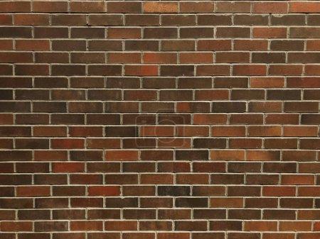 Foto de Fondo con textura de la pared de ladrillo. - Imagen libre de derechos