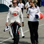 IMOLA, ITALY - 21ST/23RD APRIL 2006: F1 World Cham...
