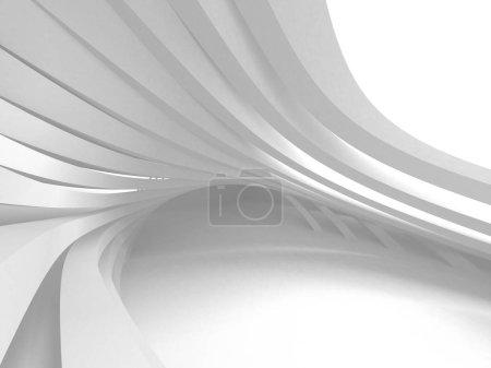 Photo pour Architecture abstraite Design moderne Contexte - image libre de droit