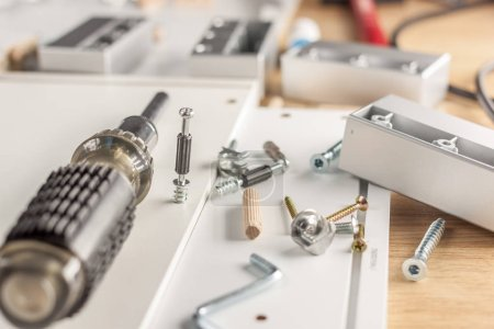 furniture assembly parts