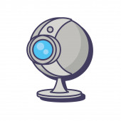 webcam surveillance device technology digital