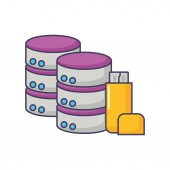 database storage server ubs drive copy