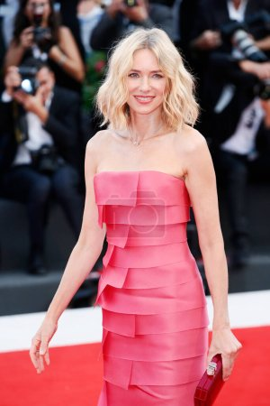 Photo for VENICE, ITALY - AUGUST 29: Naomi Watts attends the premiere of the movie 'First Man' and the opening gala during the 75th Venice Film Festival on August 29, 2018 in Venice, Italy. - Royalty Free Image