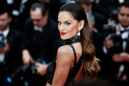 Photo for CANNES, FRANCE - MAY 15: Izabel Goulart  attends the screening of 'Solo: A Star Wars Story' during the 71st Cannes Film Festival on May 15, 2018 in Cannes, France. - Royalty Free Image