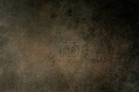 Photo for Dark grungy backdrop with texture - Royalty Free Image