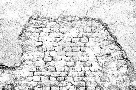 Photo for Background of old vintage brick wall - Royalty Free Image
