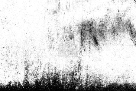 Photo for Metal texture with scratches and cracks. - Royalty Free Image