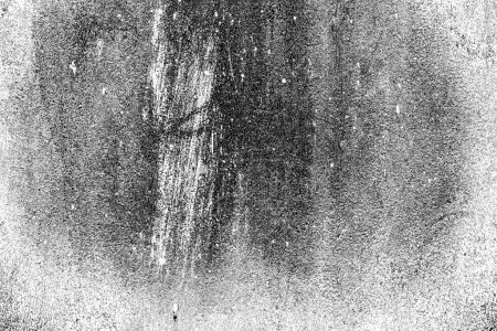 Photo for Metal texture with scratches and cracks - Royalty Free Image