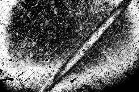 Photo pour Contexte abstrait. Texture monochrome. Fond texturé noir et blanc. - image libre de droit