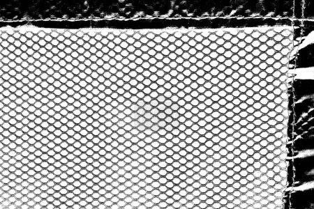 Photo pour Abstrait fond grunge noir et blanc. texture monochrome. - image libre de droit