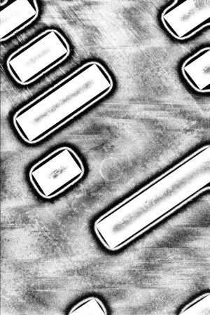 Photo for Abstract background. Monochrome texture. Image including effect the black and white tones. - Royalty Free Image