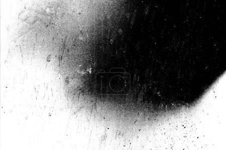 Foto de Fondo abstracto. Textura monocromática. Tonos blanco y negro . - Imagen libre de derechos