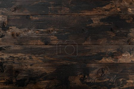 Photo for Background of old wooden boards - Royalty Free Image