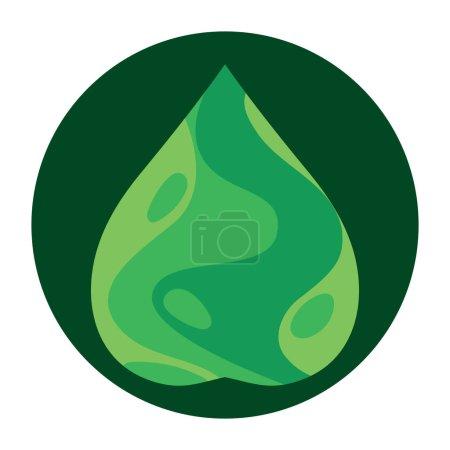 leaf vector illustration icon