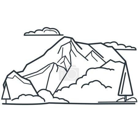 Vector illustration for travel theme