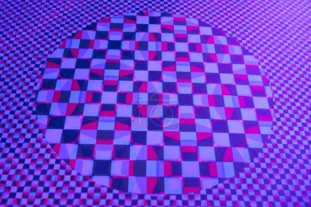 Foto de Círculo u objeto de forma redonda, patrón y textura en una superficie - Imagen libre de derechos