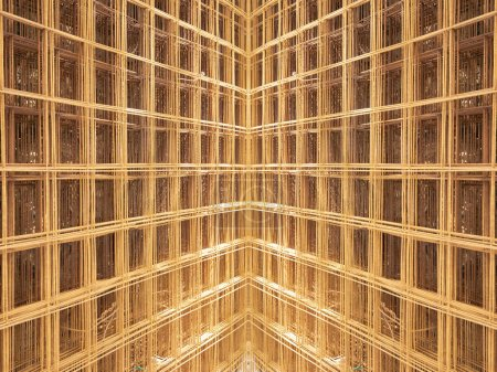 steel reinforcement nets for construction or scenic wire mesh steel for industry background
