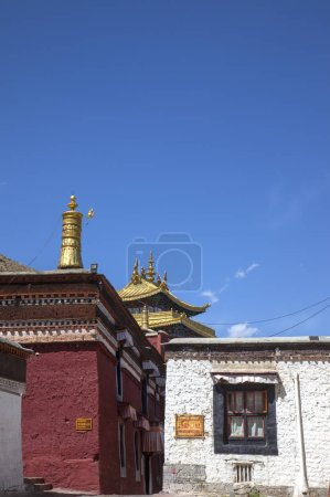 Photo for View of the old town of kathmandu, nepal - Royalty Free Image