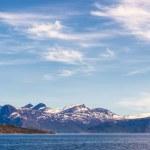 Scenic view of Norwegian landscape...