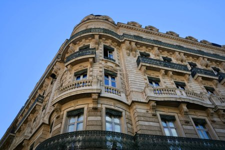 Photo for View of the historic building in european city - Royalty Free Image