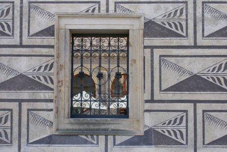 Photo pour Détail du bâtiment européen ild - image libre de droit