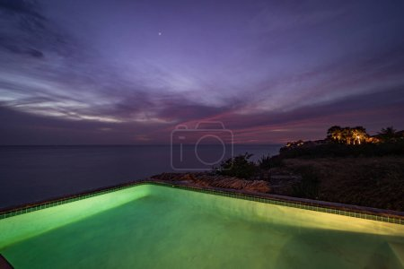 Photo for Views around the tropical  Caribbean island of Curacao - Royalty Free Image