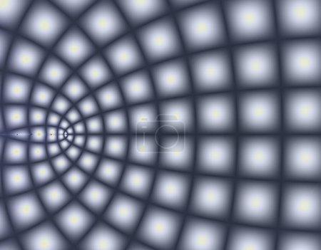 Foto de Sombra Mosaico fondo de color abstracto con espacio de copia - Imagen libre de derechos