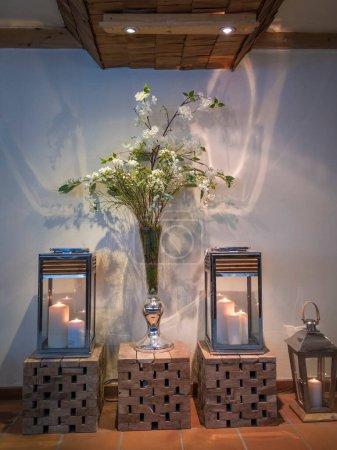 Photo pour Décoration pour Pâques dans un endroit merveilleux - image libre de droit