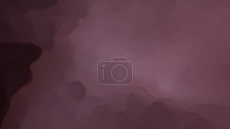 Photo for Red-violet nebula in outer space, horsehead nebula, unusual colorful nebula in a distant galaxy, red nebula 3d render - Royalty Free Image