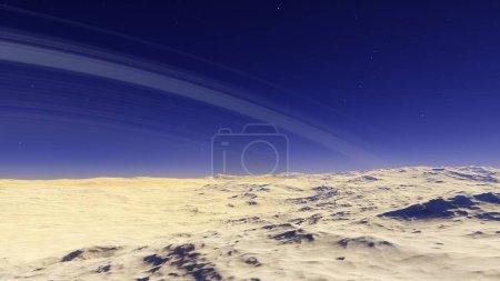 Photo pour Nébuleuse et galaxies, planètes dans l'espace, papier peint de science-fiction. Beauté de l'espace profond. Des milliards de galaxies dans l'univers. Contexte de l'art cosmique - image libre de droit