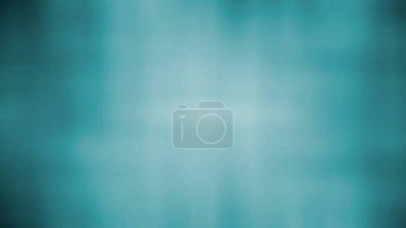 Foto de Un fondo abstracto vacío y malhumorado en turquesa con efecto de viñeta - Imagen libre de derechos
