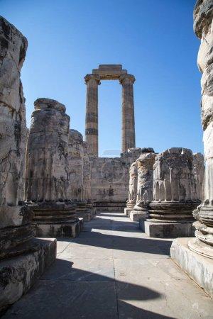 Ruins of Apollo Temple, Didim, Aydin Province, Tur...