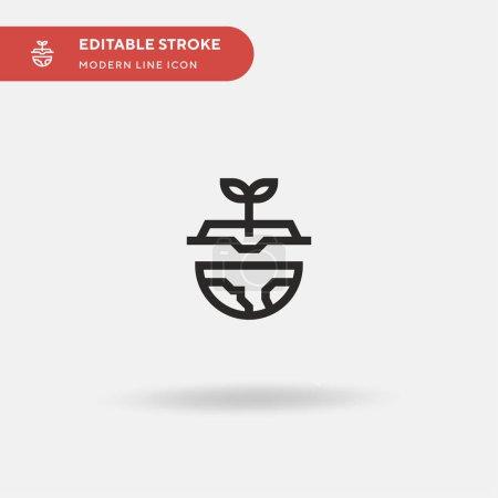 Book Simple vector icon. Illustration symbol desig...