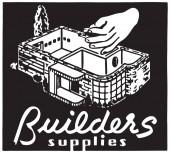 Builders Supplies