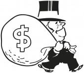 Big Bag Of Money